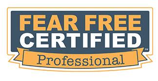 Fear Free Certified Pet walker sitter - We care